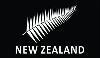 NZ Silver Fern 1800X900mm Polyknit