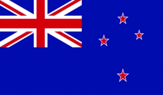 NZ Blue 2700X1350mm Polyknit