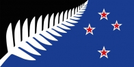 Alternative New NZ flag1800X900mm